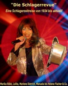 """""""Die Schlager-Revue"""" präsentiert von Marina Kirsten"""