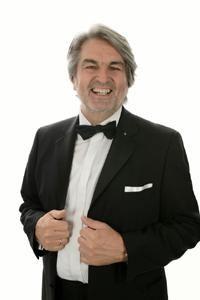 Der Stuttgarter Entertainer Wolfgang Seljé