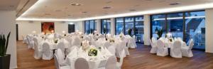 Eventlocation über den Dächern von Köln: Früh Lounge