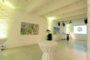 Exklusive Eventlocation der Kunstagentin  im Herzen Kölns