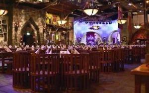 Dinnershows und Spektakelabende im Erlebnisrestaurant Prinz Eisenherz