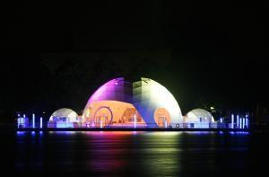 360-Grad-Kuppel als Eventlocation: Zendome - Designed in Berlin