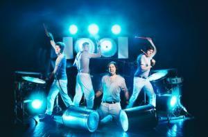 Drum Stars - Percussion Show