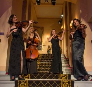 Streichquartett Manon & Co – Live-Entertainment deluxe