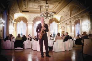 Sebastian Lilienthal - Der Saxophonist