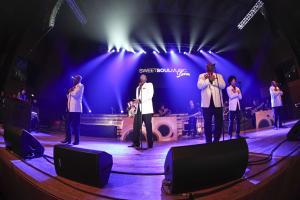 Sweet Soul Music Revue - Eine Hommage an die Giganten der Soulmusik