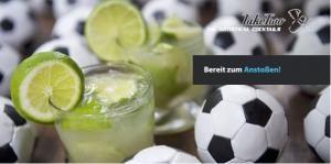 Caipirinhashow zur Fußball-WM mit TakeTwo