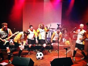 Funky Freak Show - Die Fussball Tribute Band