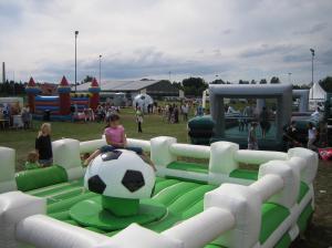 Der Xtreme-Fußball-Funpark mit 46 Fußballaktionen!
