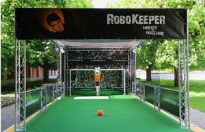 RoboKeeper - Mensch vs. Maschine