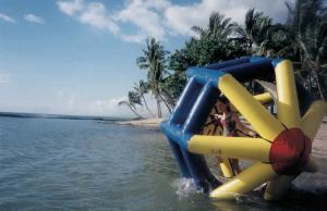 Der mobile Wasserpark á la Xtreme Events