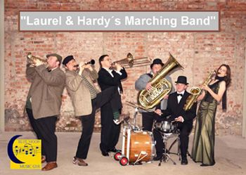 Laurel & Hardy´s Marching Band