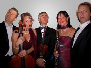 20er Jahre Musik mit Salonorchester Apropos!