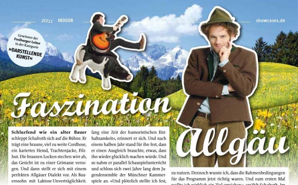 Faszination Allgäu