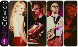 NiteCrawlers - exklusive Live-Band für Premium-Events