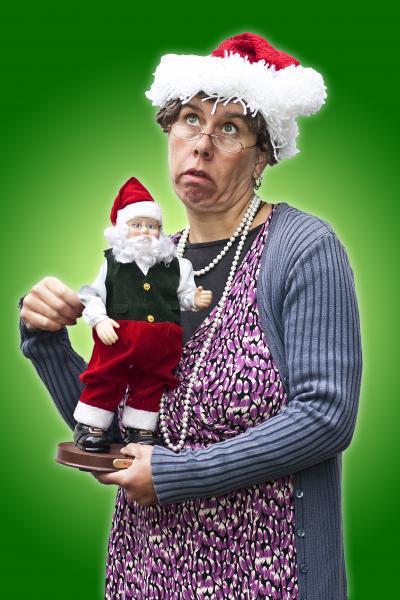 Weihnachtskabarett - Oma Frieda feiert Weihnachten
