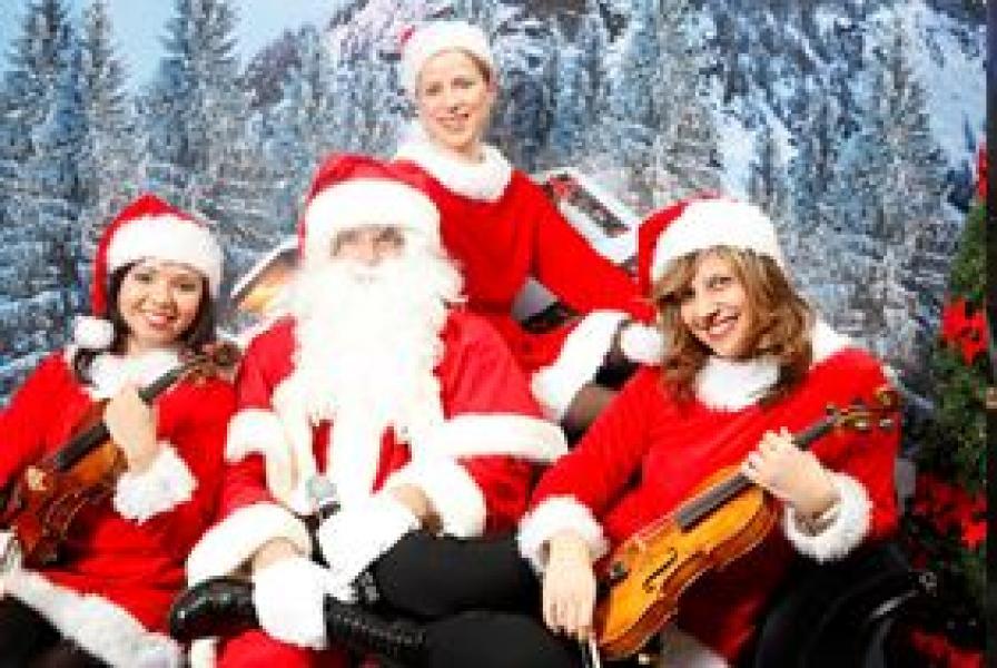 Manon & Co für Ihre Weihnachtsfeier
