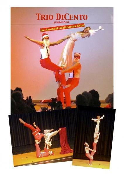 Trio Di Cento - Akrobatische Weihnachtsshow