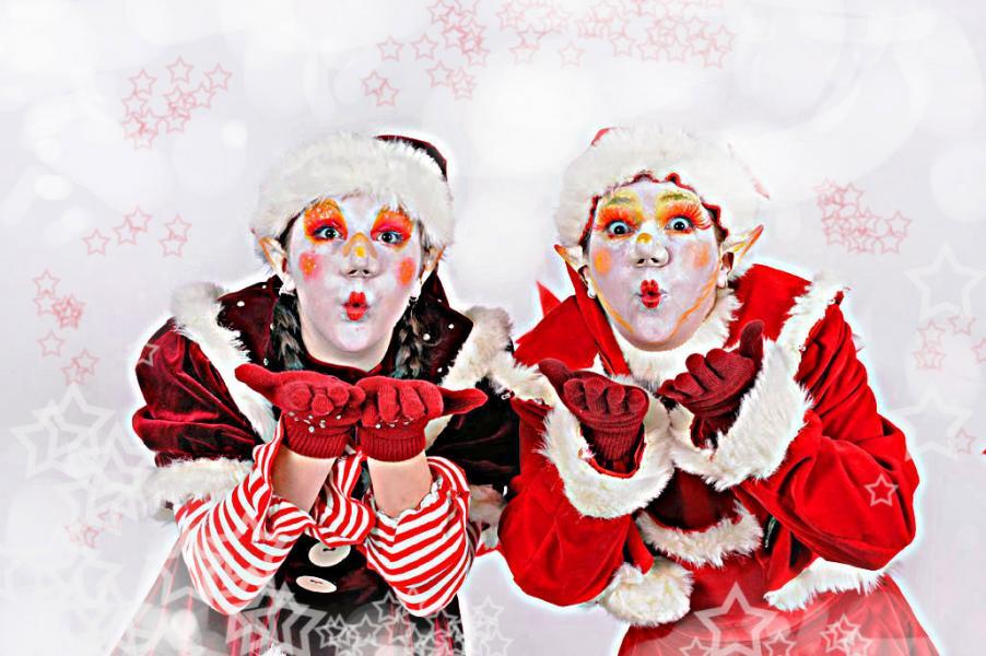 WeihnachtsZeit ist WichtelZeit