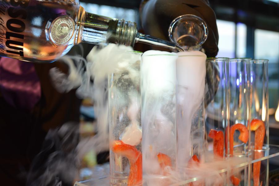 Eine Molekulare Bar