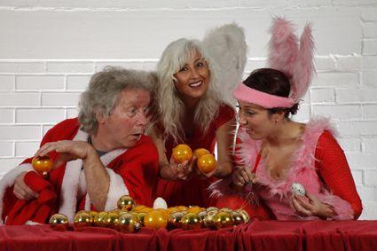 """Weihnachtstheater mit dem """"Theater Wundertüte"""""""