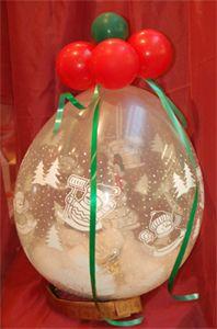 Last Minute Geschenkeaktion mit Wachshänden und Verpackungsballons
