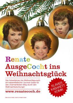 """""""AusgeCochT ins Weihnachtsglück"""" von und mit Renate Coch"""
