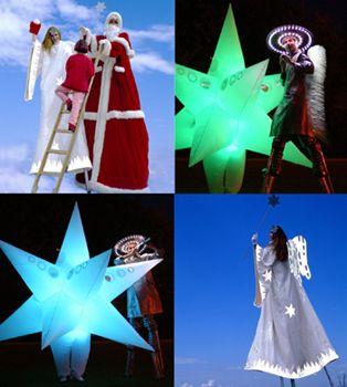 SternenGlück zur Weihnachtszeit