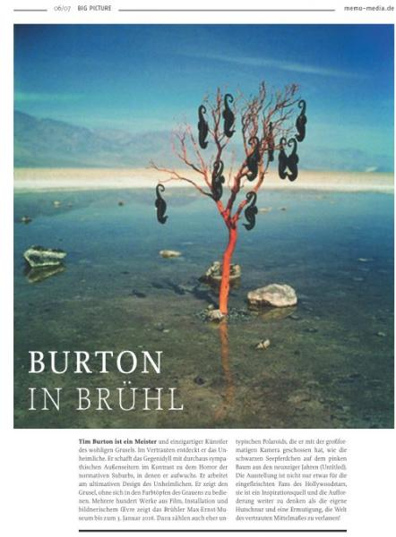Burton in Brühl