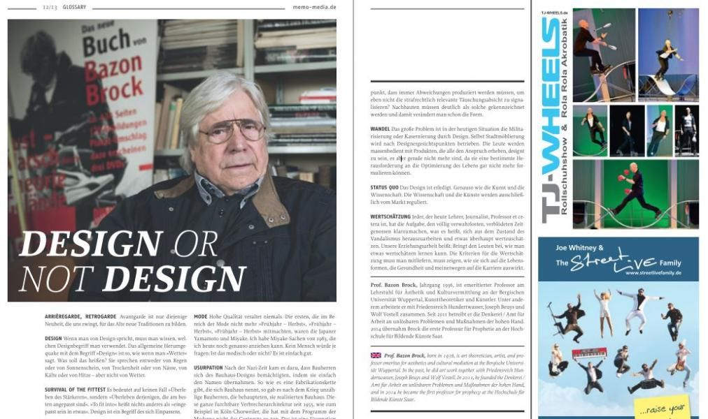Design ot not design