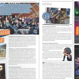 Kleinkunstfestival Usedom 2015 - Internationaler geht es kaum!