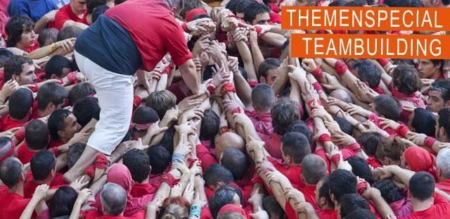 Teambuilding - Teamevents sind das A und O für ein gutes Miteinander im Unternehmen