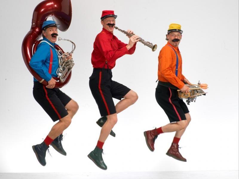 Funfare – Vollblutmusiker aus Holland