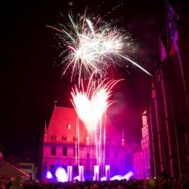 Emotionen inszenieren mit Feuerwerk, Eventtechnik und Spezialeffekte