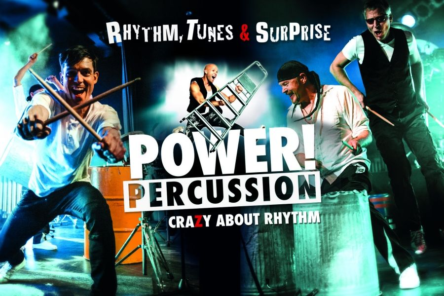 SHOWACT: Power! Percussion - Mehr als Rhythmus