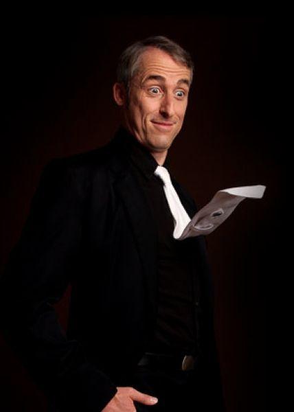 """""""Illusion & Comedy"""" mit Christian de la Motte"""