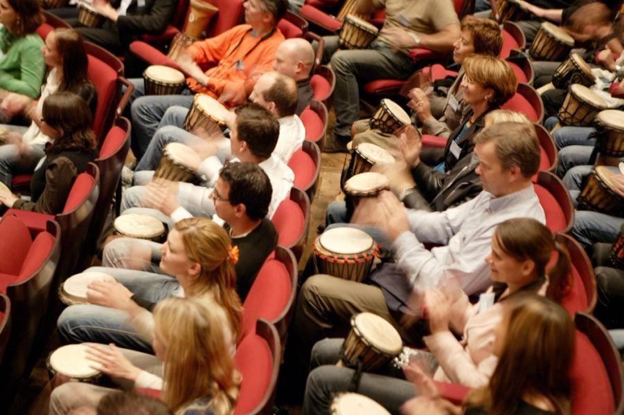 Rhythmus und Melodie in Ihrer Veranstaltung