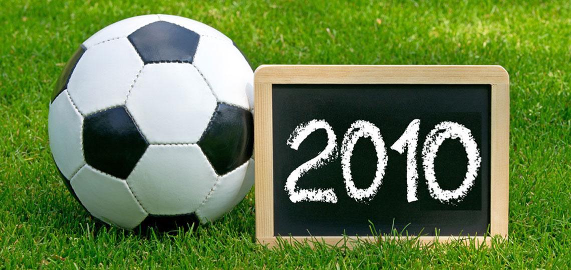Das Runde muss ins Eckige: Ideen zur Fußball-WM 2010