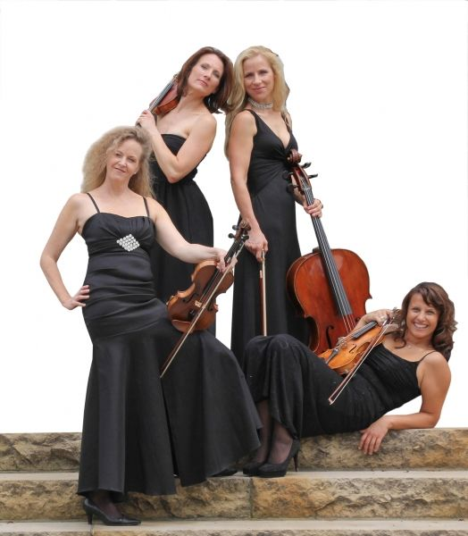Streichquartett Manon & Co – musikalisches Entertainment