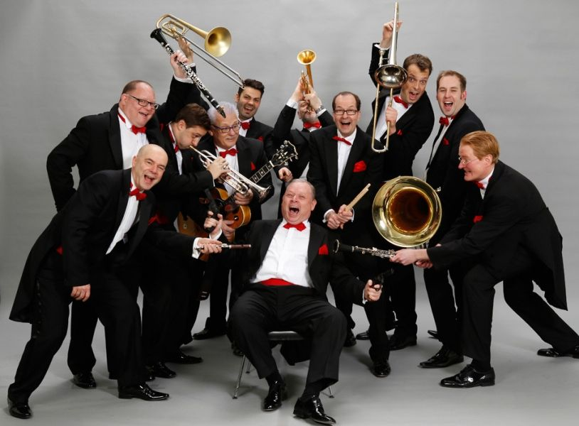 Brass Band Berlin – Big Band Formation