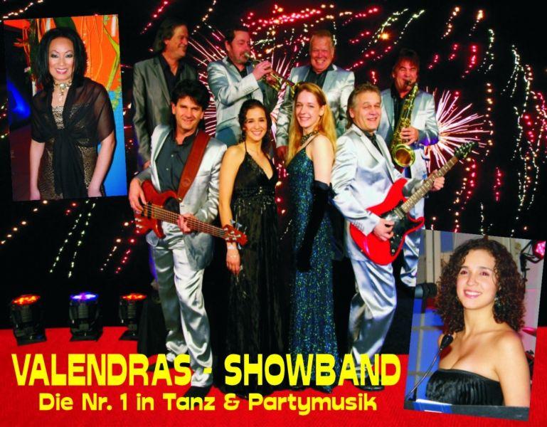 Valendras Showband – facettenreiches Musikprogramm