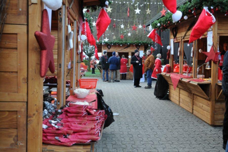Mobiler Weihnachtsmarkt: Dieser Weihnachtsmarkt kommt zu Ihnen!