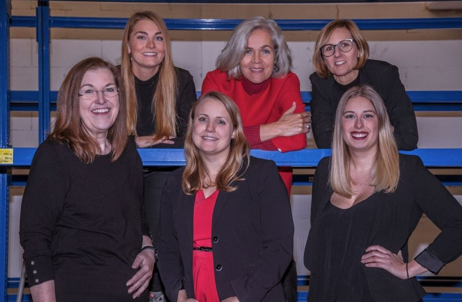 Powerfrauen bei carpe event productions