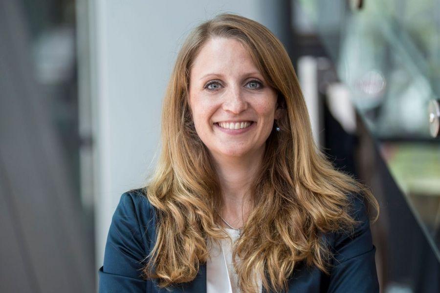 Nicole Weimer - auf Umwegen zu hundert Prozent