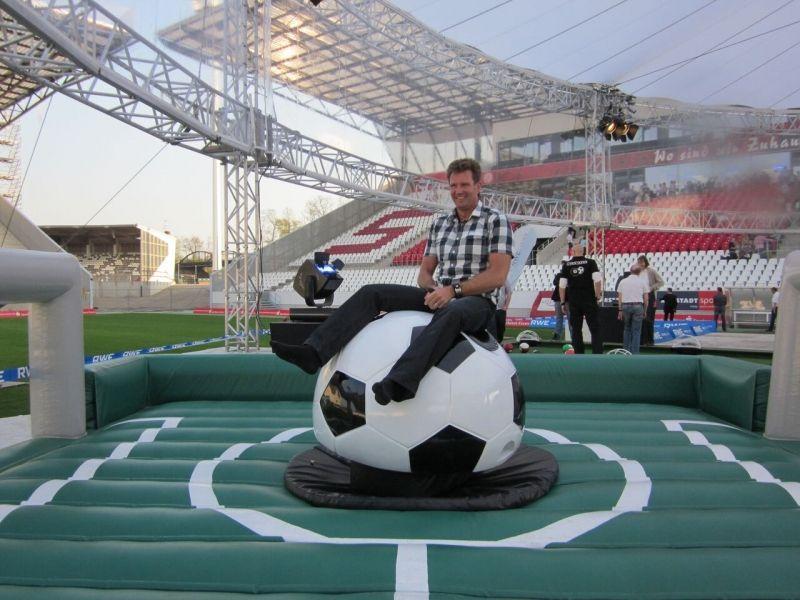 Fußball-Eventmodule von Xtreme Events