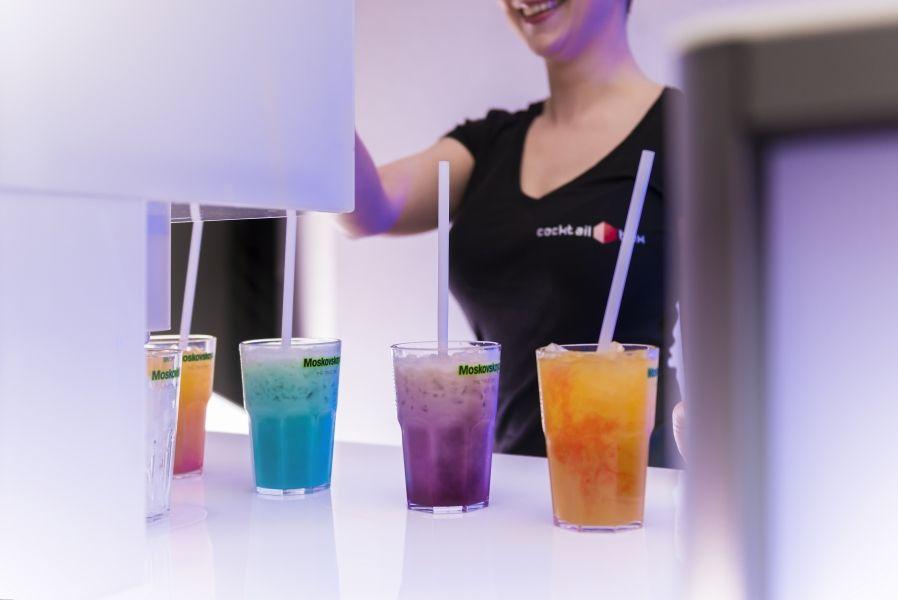 Designer Cocktailmaschine für Profis