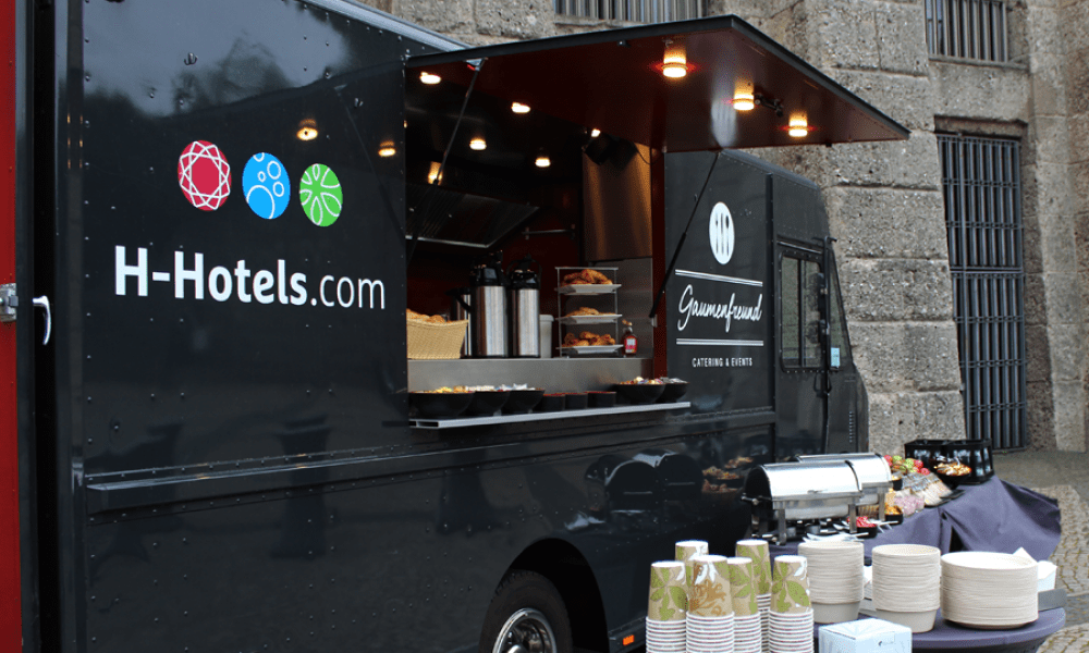 Street Food / Route 66 Food Truck