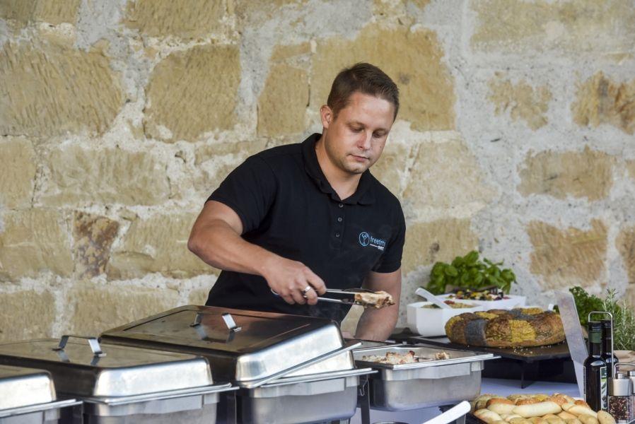 Catering & Live-Cooking - Ein spektakuläres Erlebnis für alle Sinne