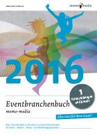 Eventbranchenbuch memo-media - E-Book Events