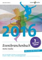 Eventbranchenbuch memo-media - E-Book Messen